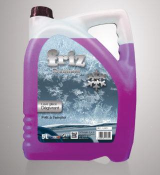 Lave-Glace Friz Dégivrant -30°C - 5 Litres