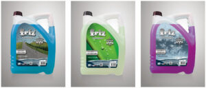 Nouveaux produits : les lave-glaces Friz Premium