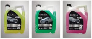 Nouveaux produits : les liquides de refroidissement Excell Premium