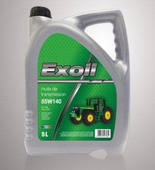 Exoil 85W140 Multifonctionnelle - 5 Litres