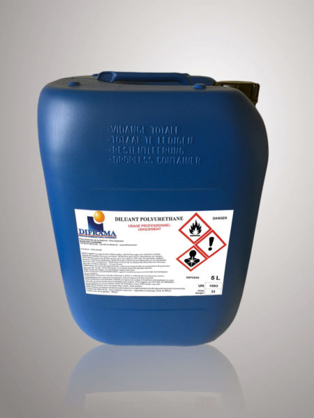 Diluant Polyuréthane -30 Litres