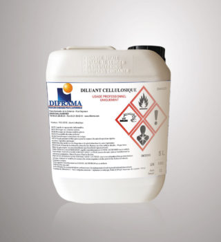 Diluant Cellulosique - 5 Litres