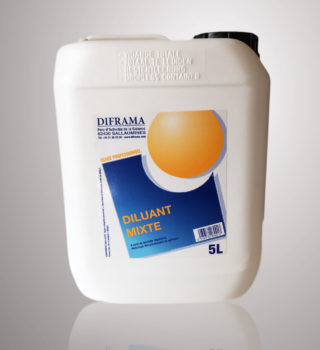 Diluant Mixte - 5 Litres