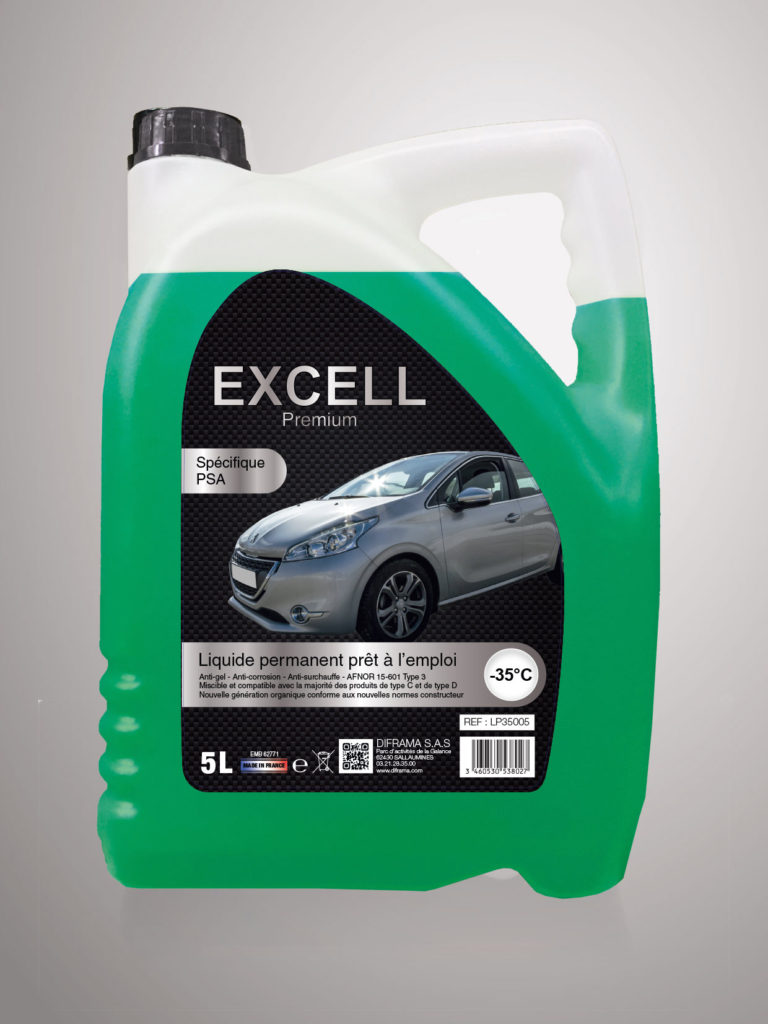 Excell Premium -35°C