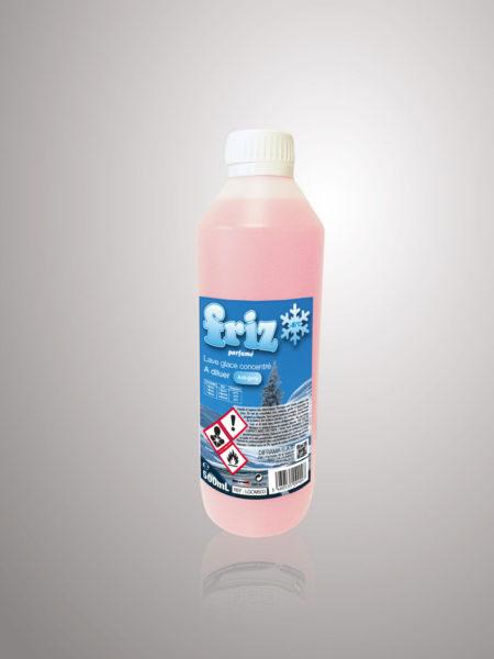 Lave Glace concentré Friz -45°C - 500 ml