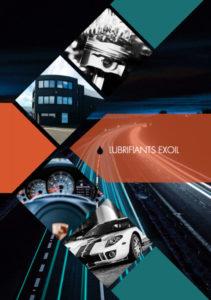Brochure 2017 - Lubrifiants EXOIL
