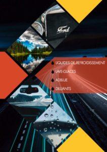 Brochure Liquides de refroidissement, Lave-Glaces, ADBlue et Diluants Diframa