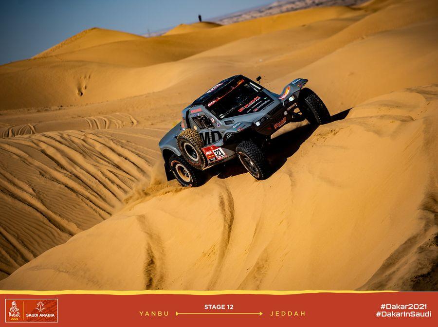 Dakar 2021 - Exoil